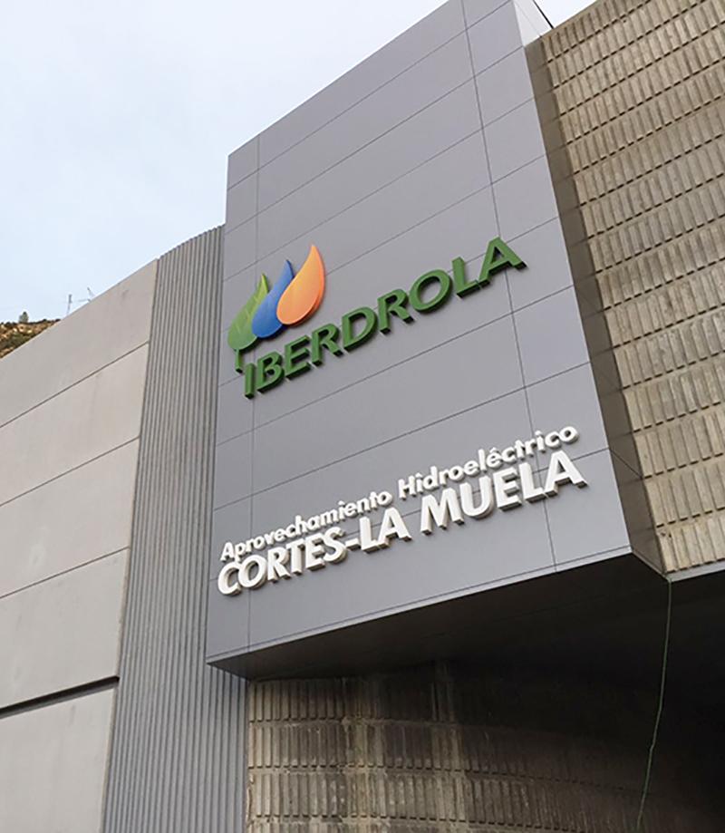 REPOSICIÓN EDIFICIOS AUXILIARES IBERDROLA, CORTES DE PALLÁS