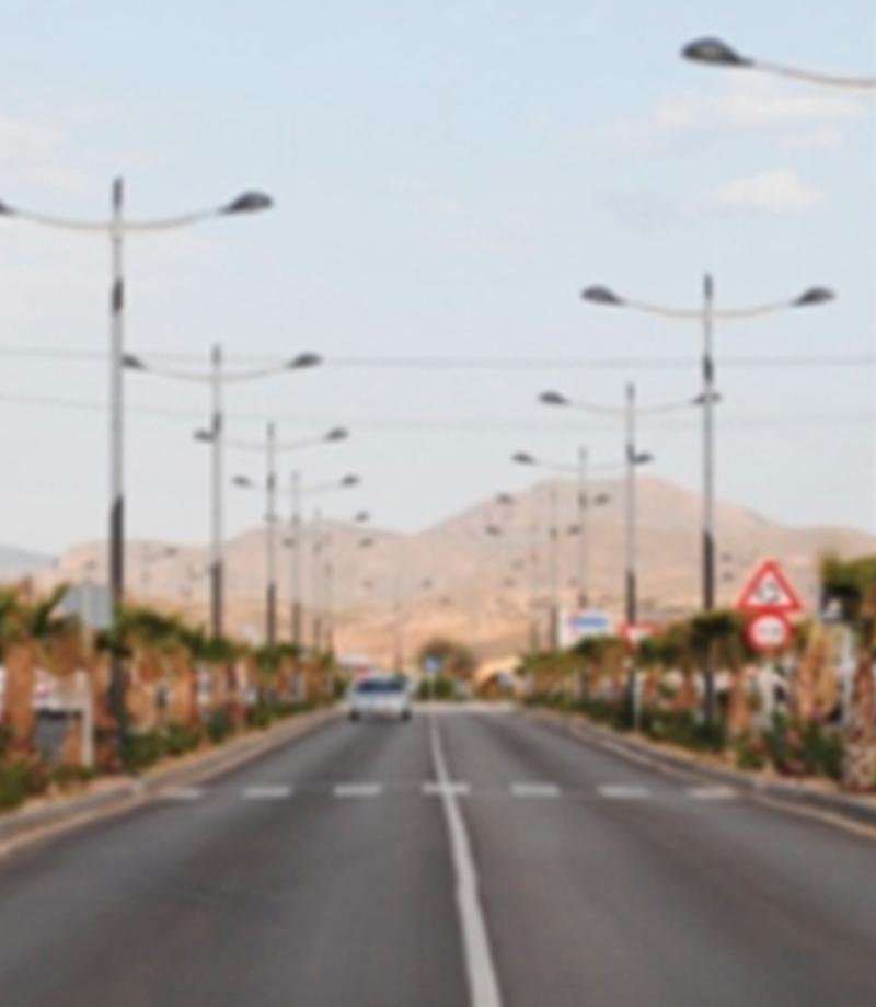 CARRETERA, ANTAS (ALMERÍA)
