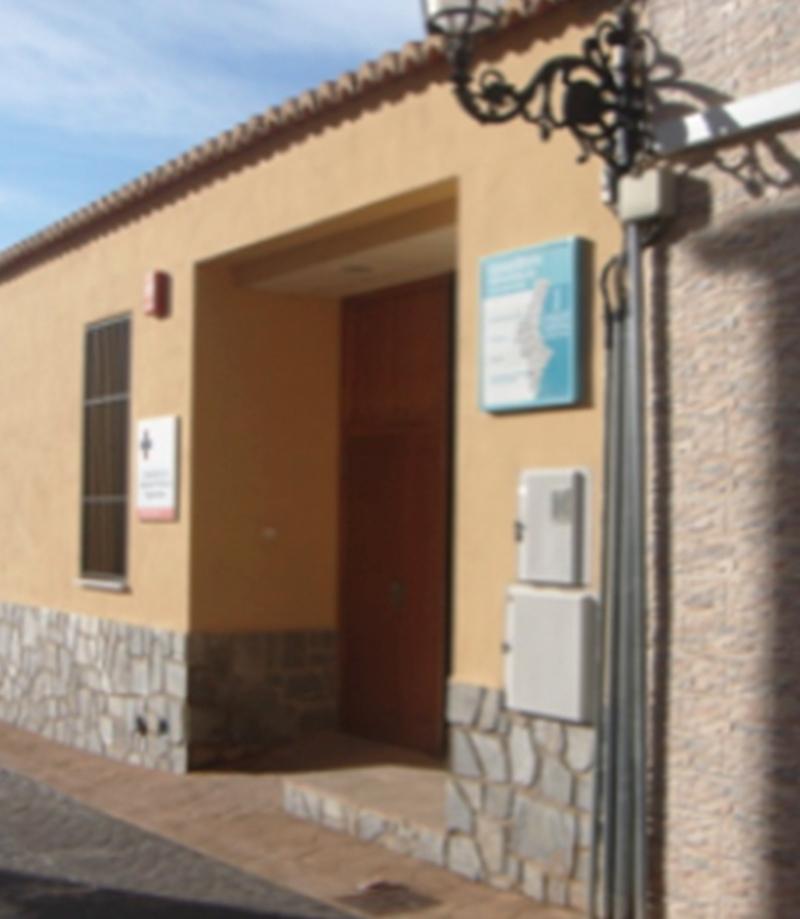 CENTRO DE ATENCIÓN PRIMARIA, HIGUERUELAS (VALENCIA)