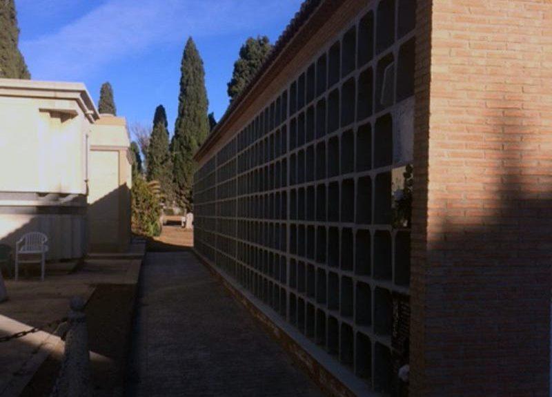 Imagen Cementerio de Godella Fase 2